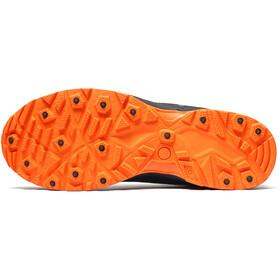 Icebug Pytho4 BUGrip Shoes Men Black/Dark Orange